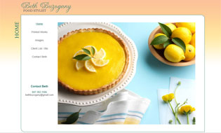 food stylist website
