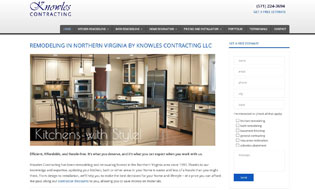 Knowles Contracting and Flooring in Northern Virginia