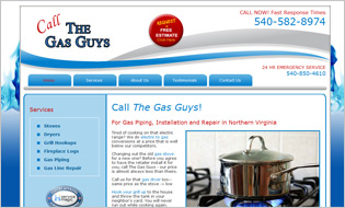 The Gas Guys - Gas Repair and Installation in Virginia
