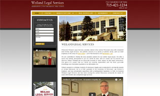 Weiland Legal Services  Bankruptcy Lawyer in Wisconsin Rapids, WI