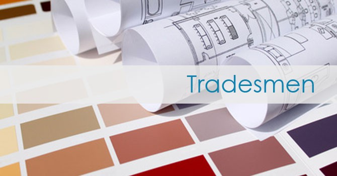 tradesmen websites
